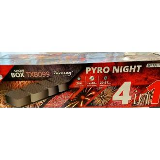 TXB099 Pyro night